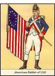 American Revolutionary Soilder