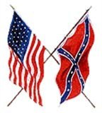 Joshua Goode Civil war Flag