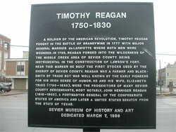 Timothy Reagan Marker
