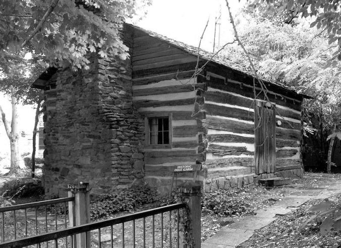william ogle cabin